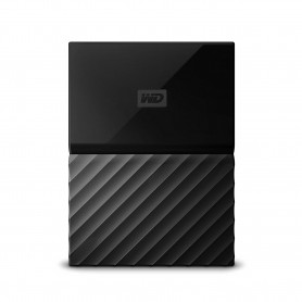 W.D. WDBS4B0020BBK MY PASSPORT 2TB 2.5   USB3.0 NERO HARD DISK EXT