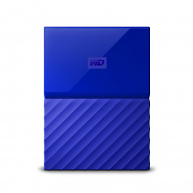 W.D. WDBS4B0020BBL MY PASSPORT 2TB 2.5   USB32.0 BLUE HARD DISK EXT