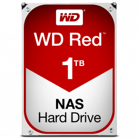 W.D. WD10EFRX 1TB 64MB CAVIAR RED SATA3 H.D. PER NAS