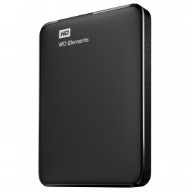 W.D. WDBU6Y0030BBK 3TB ELEMENTS PORTABLE 2.5  USB3.0 H.D.