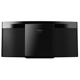 PANASONIC SC-HC200EG-K MICRO 20W, CD, USB, BLUETOOTH, NERO