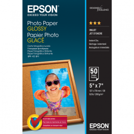 EPSON C13S042545 CARTA FOTOGRAFICA LUCIDA 13X18CM 50FF