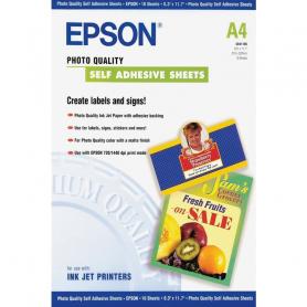 EPSON SO41106 CARTA SPECIALE AUTOADESIVA A4