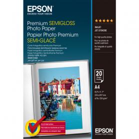 EPSON SO41332 CARTA FOTO A4 SEMILUCIDA