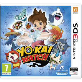 NINTENDO 3DS YOKAI WATCH