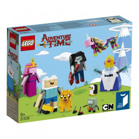 LEGO IDEAS 21308 - ADVENTURE TIME