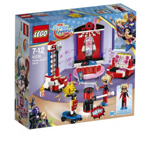 LEGO DC SUPER HERO GIRLS 41236 IL DORMITORIO DI HARLEY QUINN