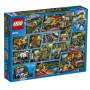 LEGO CITY JUNGLE EXPLORERS 60161 - SITO DI ESPLORAZIONE NELLA GIUNGLA