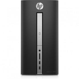 HP PAVILION P570-P058NL DESKTOP I7-77008GB-HDD1TB-GTX-1050-2GB-WIN 10 HOME