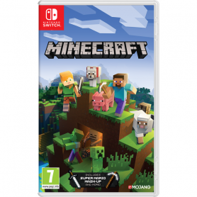 NINTENDO MINECRAFT SP. ED. SWITCH