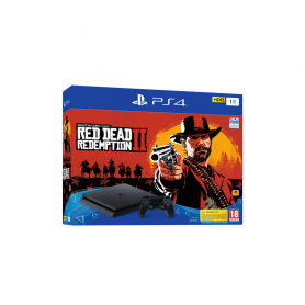 SONY PS4 1TB F   RED DEAD REDEMPTION 2