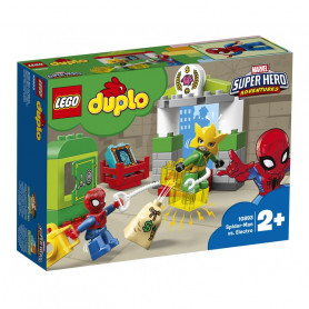LEGO 10893 DUPLO SUPER HEROES SPIDER-MAN CONTRO ELECTRO