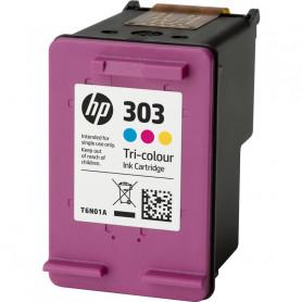 HP T6N01AE CARTUCCIA 303 TRICROMIA C M Y 4ML DA 165PAG