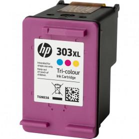 HP T6N03AE CARTUCCIA COLORI TRICROMIA 303XL 10ML DA 415PAG