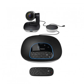 Logitech 960-001057 GROUP Kit per videoconferenza