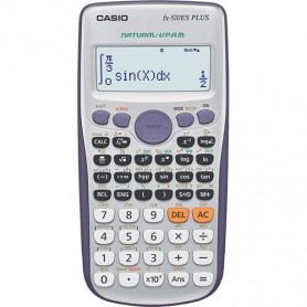 CASIO FX-570ES PLUS CALCOLATRICE