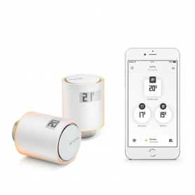 NETATMO STARTER PACK VALVES INCLUDE 2 VALVOLE   RELE