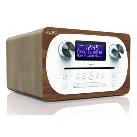 PURE EVOKE C-D4  LEGNO RADIO CON CD DIGITALE DAB  CON BLUETOOTH