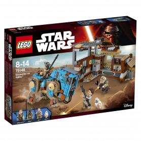 LEGO STAR WARS 75148 INCONTRO SU JAKKU