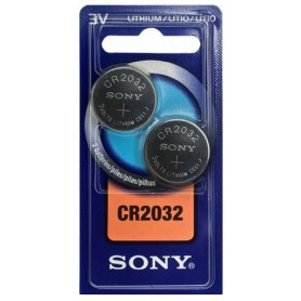 SONY CR2032 B2A BLISTER DA 2PZ 3V