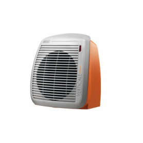 DELONGHI HVY 1020 ORANGE/GREY TERMOVENTILATORE