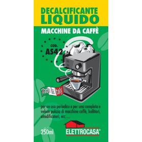 ELETTROCASA AS42 DECALCIFICANTE LIQUIDO CAFFE