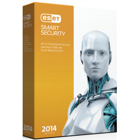 ESET NOD32 SMART SECURITY FULL 2PC
