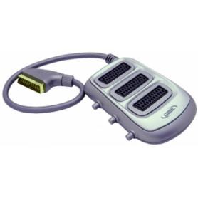 G BL 685-Adattatore MULTISCART 3 input - 1 output con selettore