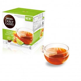 12280469 CITRUS HONEY BLACK TEA  NESCAFE DOLCE GUSTO CAPSULE