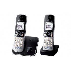 PANASONIC KX-TG6812JTB TELEFONO CORDLESS
