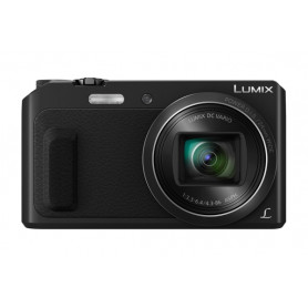 PANASONIC DMC TZ57 EGK BLACK O.S. FOTOCAMERA DIGITALE