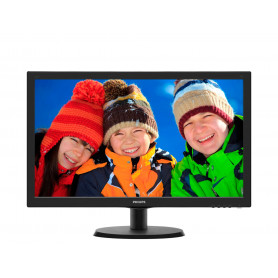 PHILIPS 223V5LSB2 MONITOR 21.5  LED 16:9 FHD VGA