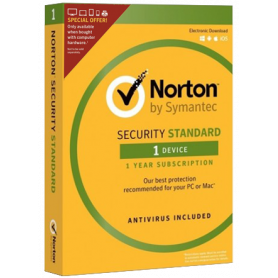 NORTON SECURITY 3.0 1DEVICE ATTACH  ABBINATA PC/TABLET/PHONE