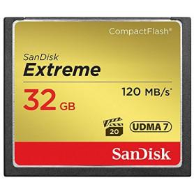 SANDISK CF 32GB EXTREME 3100580 SCHEDA MEMORIA