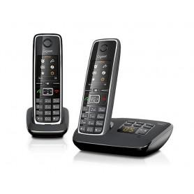 GIGASET C530A DUO BLACK TELEFON0 CORDLESS