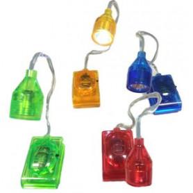 SELETTRA G57/9584 G57/9546 LAMPADINA DA VIAGGIO LED