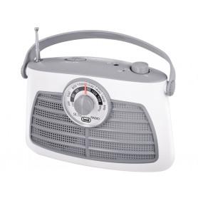 TREVI RA763 BIANCA RADIO FM/AM