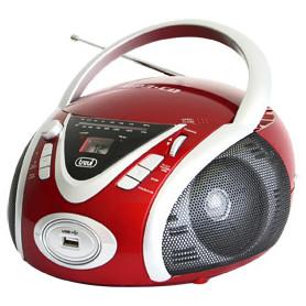 TREVI CMP542 USB CD MP3 RED
