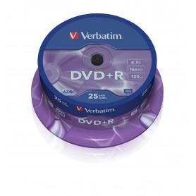 VERBATIM 43500 DVD R CAMPANA 25 DVD