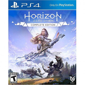 SONY HORIZON ZERO DAWN COMPLETE EDITION PS4