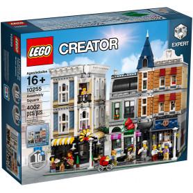 LEGO 10255 CREATOR EXPERT PIAZZA DELL ASSEMBLEA