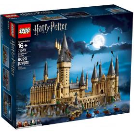 LEGO 71043 CASTELLO DI HOGWARTS