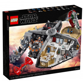 LEGO 75222 STAR WARS TM TRADIMENTO A CLOUD CITY