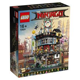 LEGO 70620 NINJAGO NINJAGO  CITY