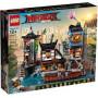 LEGO 70657 NINJAGO PORTO DI NINJAGO  CITY