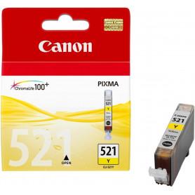 CANON CLI-521Y CARTUCCIA GIALLO