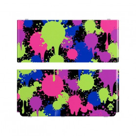 NINTENDO 3DS COVER DECORATIVA 026 SPLATOON 2214366
