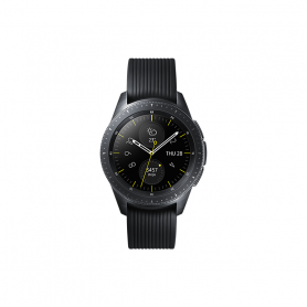 SAMSUNG GALAXY WATCH 42MM BT BLACK SM-R810NZKAITV