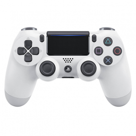 SONY PS4 DUALSHOCK 4 WHITE CONTROLLER v2