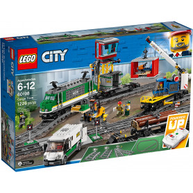 LEGO 60198 CITY TRAINS TRENO MERCI